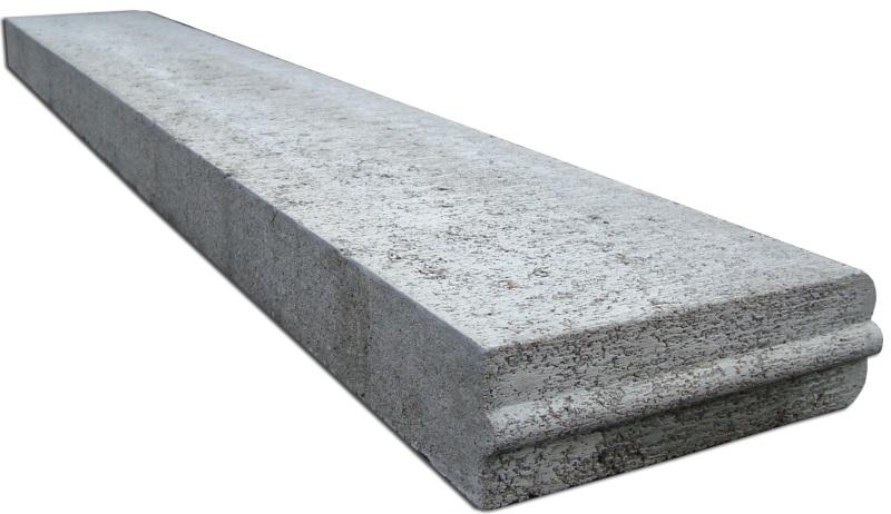 betonboord 100x6x20 grijs tuinmaterialen meynen online. Black Bedroom Furniture Sets. Home Design Ideas